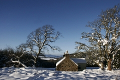 romantic highland hoilday cottage for two 2
