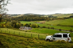 Aswanley Land Rover Experience Scotland 1