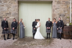 Janie Barclay, wedding photography at Aswanley