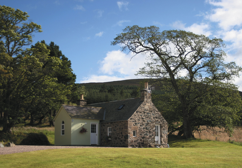 Scottish holiday cottages: Jocky Milne's Aberdeenshire
