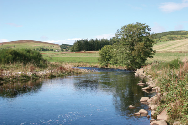 fly fishing holidays on the River Deveron 6