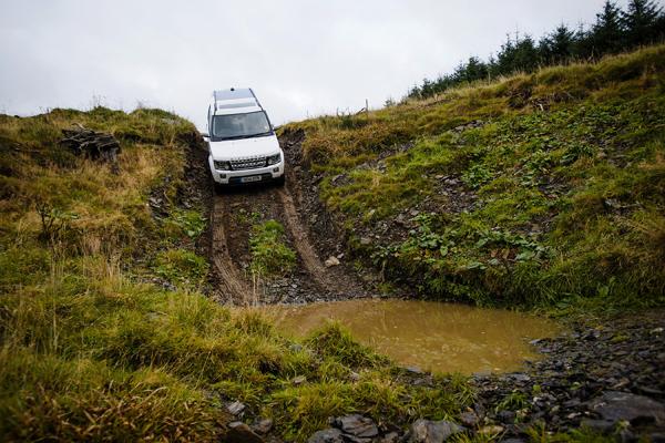 Aswanley Land Rover Experience Scotland 4