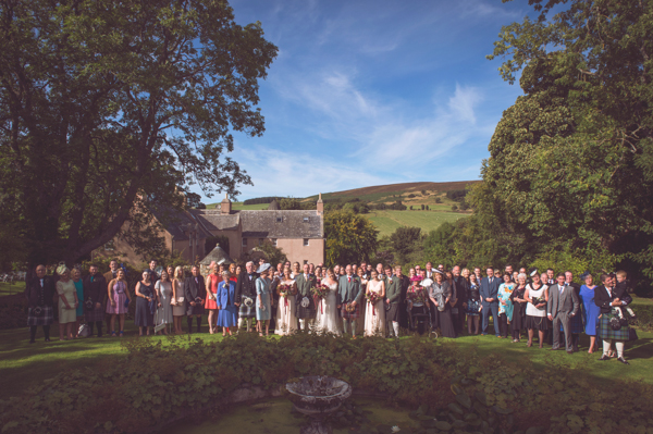 Aboyne Photographics, wedding photography at Aswanley