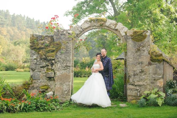 Aswanley Wedding Venue Aberdeenshire Scotland