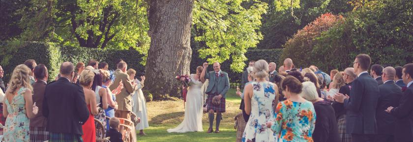 Aswanley garden wedding