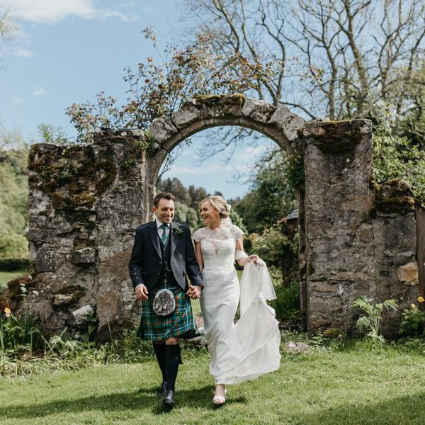 Aswanley Wedding Arch