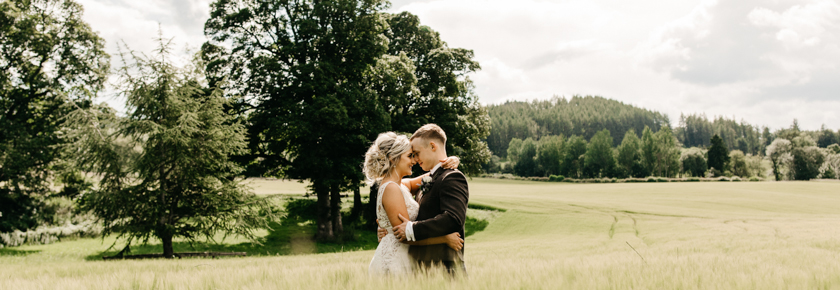 Couple at Aswanley by Emma Lawson Photography