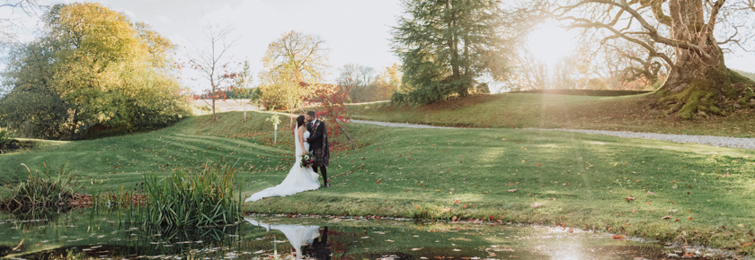 Couple at Aswanley by Donna Murray Photography